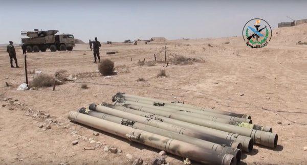 Минобороны Сирии показало комплексы ПВО, сбившие свыше 70 крылатых ракет противника