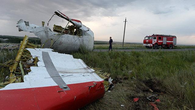 Нидерланды допускают вину Украины за крушение MH17:  Киев под подозрением