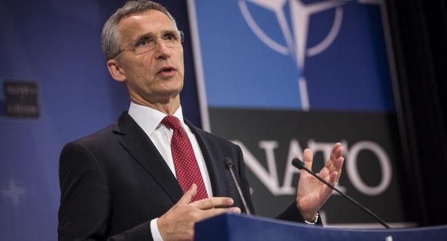 Йенс Столтенберг: НАТО нет дела до Северного потока-2