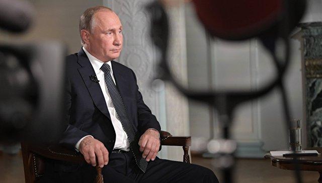 Интервью Владимира Путина - позор американских журналистов