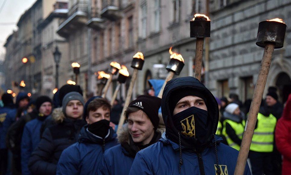 На Украине открыли школу юных смертников