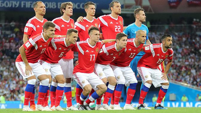 Благодарим, команда! Россия среди победителей Чемпионата мира по футболу -2018