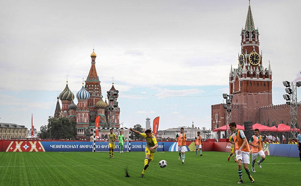 Как ФИФА получила рекордную прибыль благодаря ЧМ в России