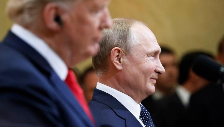 Подводим итоги: Саммит в Хельсинки закончился политическим триумфом Путина