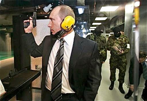 Какое оружие возьмут с собой в Хельсинки Дональд Трамп и Владимир Путин