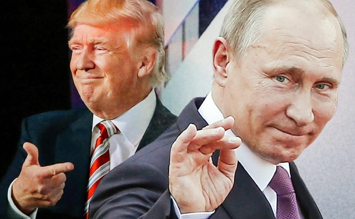 Рубль готовится к саммиту Дональда Трампа и Владимира Путина