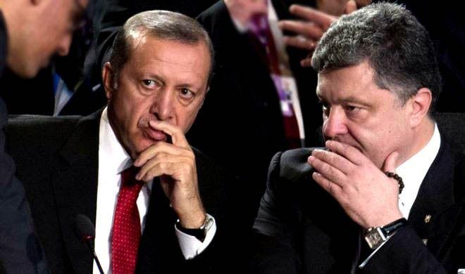 Украина совершила новое большое предательство по просьбе Турции