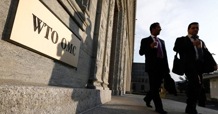 Вашингтон направил в ВТО претензии в ответ на российские пошлины