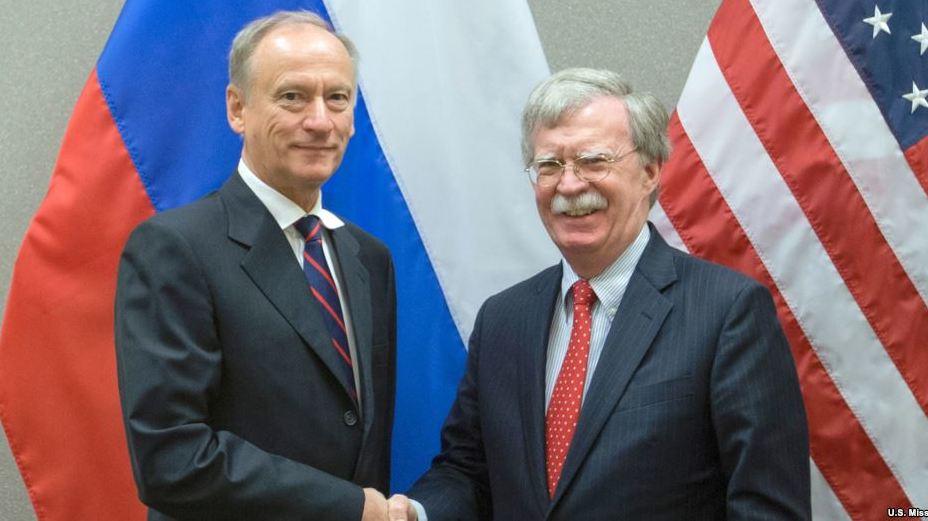 Почему Патрушев и Болтон не подписали итоговое соглашение