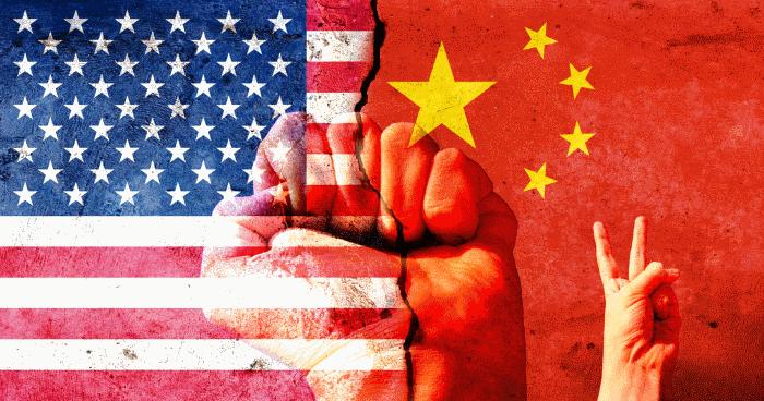 Как за одну минуту Китай ввел торговые пошлины против США