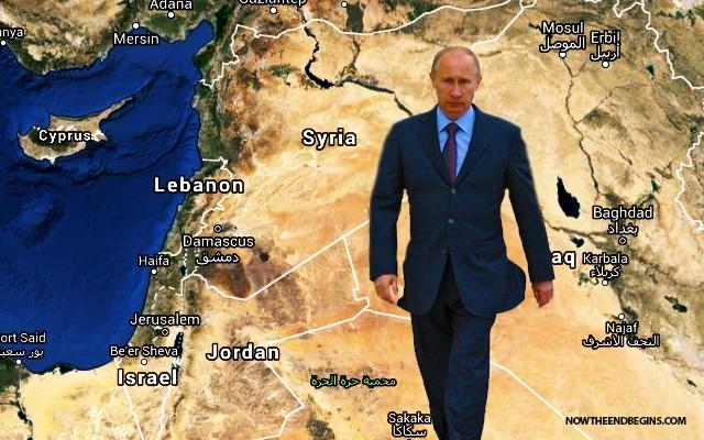 Ключевая роль США на Ближнем Востоке подошла к концу