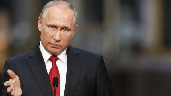 Каждый шестой гражданин Украины за Владимира Путина