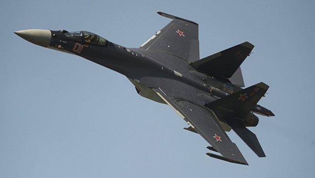 """National Interest: Су-35 """"ночной кошмар"""" для ВВС США"""