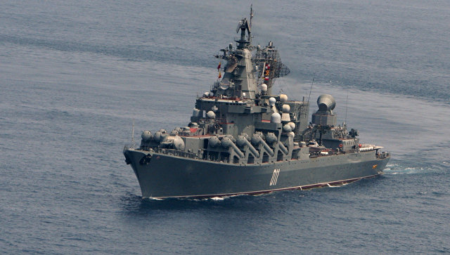 """Щит от """"топоров"""". Сможет ли ПВО России в Средиземноморье отразить удар США"""