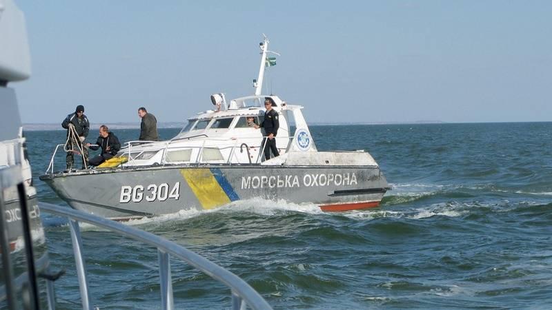 В Киеве созрел план особой секретности по Азовскому морю