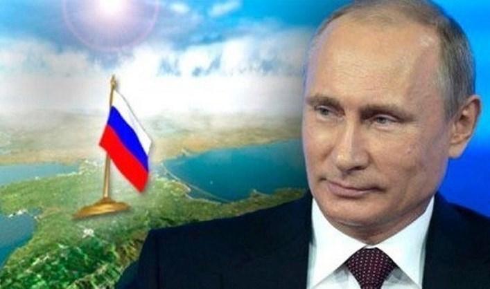 СМИ США: Ни Путин, ни кто другой не вернет Крым Украине