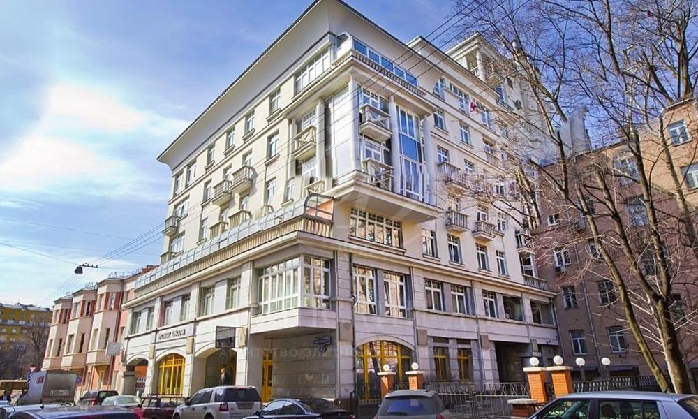 Квартира главы Пенсионного Фонда РФ стоит 490 млн. рублей