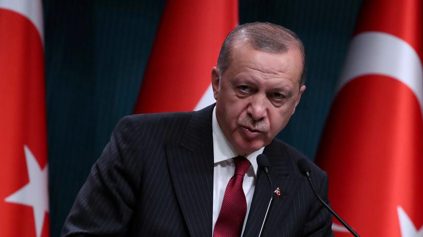 Турция и Россия планируют отказаться от доллара США