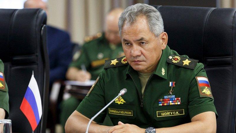 Сергей Шойгу анонсировал ответные адекватные меры в Сирии