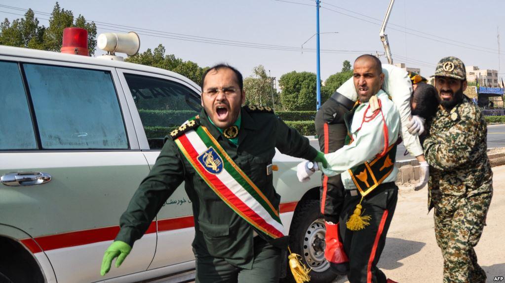 МИД Ирана сообщил, кто несет ответственность за теракт в Ахвазе