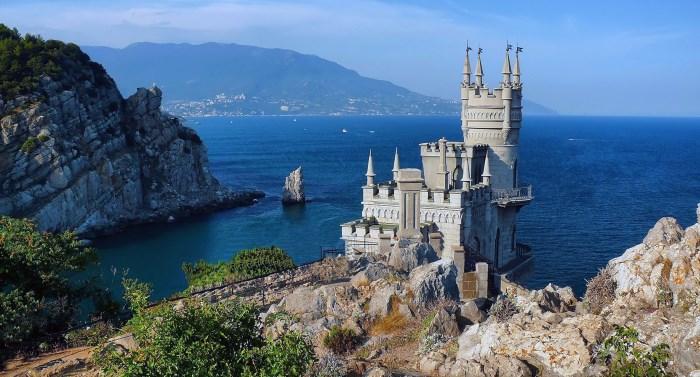 Крым — любимое место отдыха украинских политиков