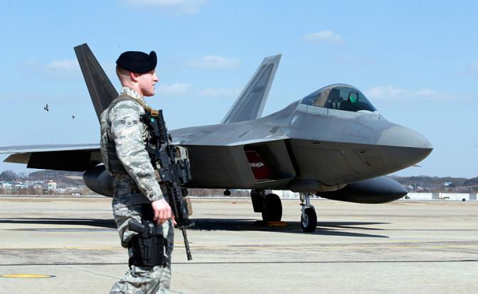 ВВС США - плачевное состояние и отсутствие боеготовности