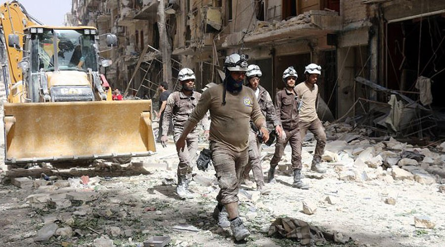 """Нидерланды прекращают финансирование сирийской оппозиции и """"Белых касок"""""""