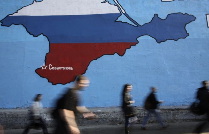 В МВФ причислили экономические показатели Крыма к российским
