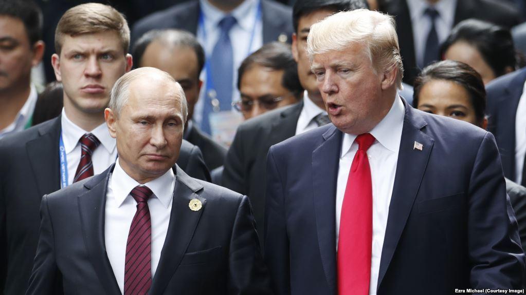 Шанс для демократов. «Секретные переговоры» с Путиным это импичмент