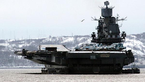 """National Interest назвал """"самые смертоносные"""" российские боевые корабли"""