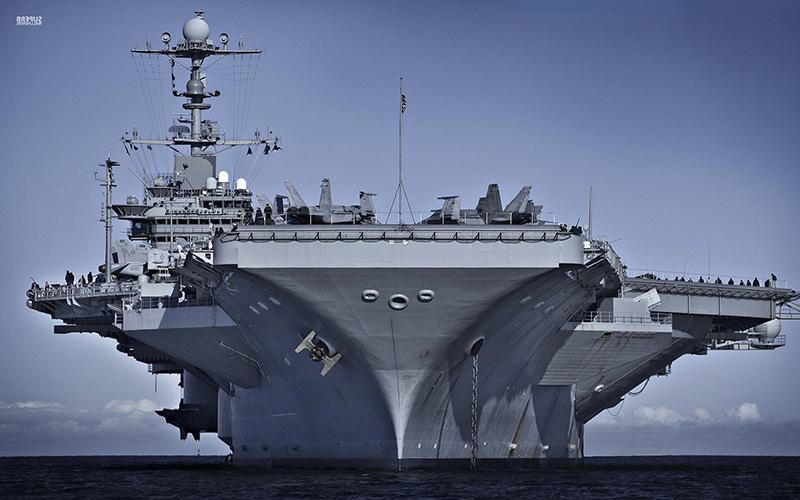 США готовы направить в Арктику авианосную группу