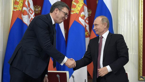 Россия готова вложить $1,4 млрд в проект продолжения «Турецкого потока» через Сербию