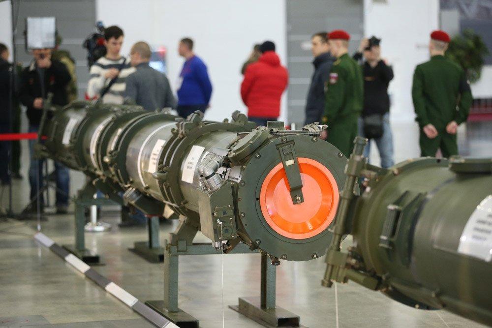 Российские военные продемонстрировали ракету, по мнению Пентагона, нарушающую ДРСМД