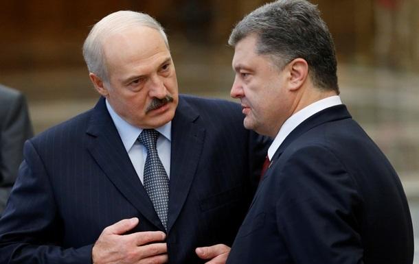 Что задумали Лукашенко и Порошенко перед выборами?
