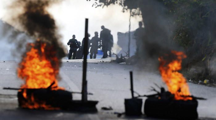 Каракас в огне. Кто стоит за госпереворотом в Венесуэле