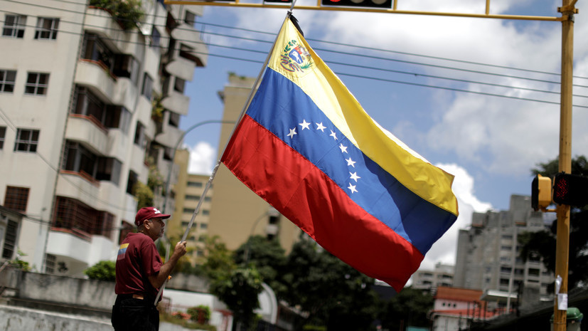 МИД России: США готовят вооруженный госпереворот в Венесуэле