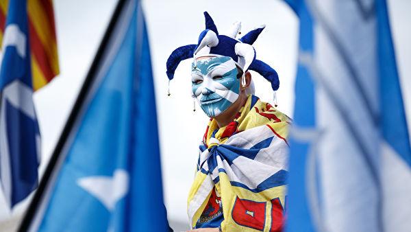 """В Шотландии ждут """"удобного момента, чтобы отделиться от Великобритании"""""""