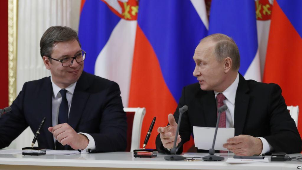 Сможет ли Путин удержать Сербию от евроинтеграции?