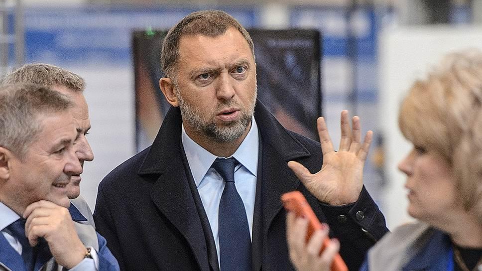 Демократы в Конгрессе недовольны отменой санкций для компаний Олега Дерипаски