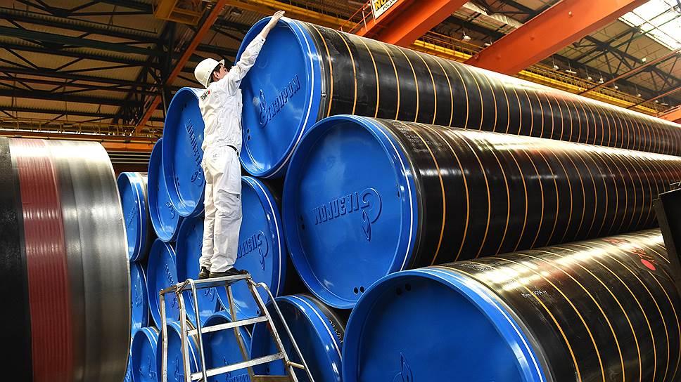 Вытеснение газом: конкуренты сдают «Газпрому» европейский рынок