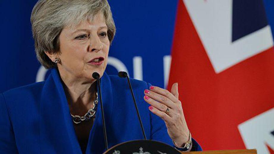 Полное фиаско Терезы Мэй в битве за Brexit