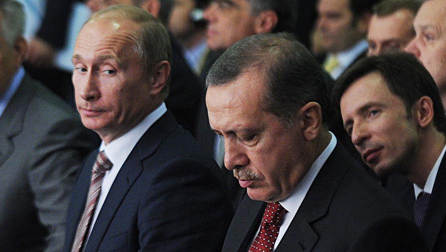 «Ответная карта» Путина: Почему Эрдоган не может пойти против воли Кремля