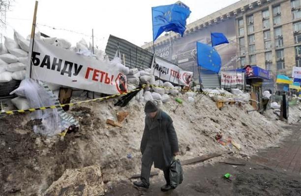 """Украина трезвеет: """"Евросоюз и НАТО обманули Киев"""""""