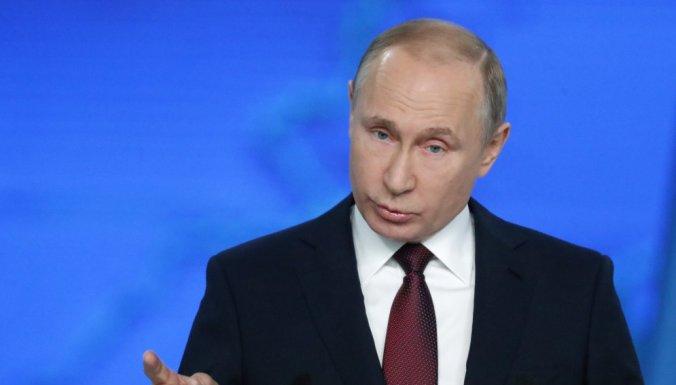 Владимир Путин объяснил преимущество нового российского вооружения