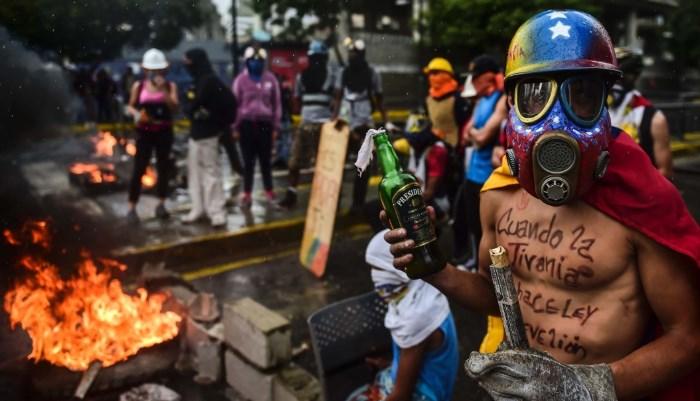Как США отрабатывали технологию украинского Евромайдана в Венесуэле
