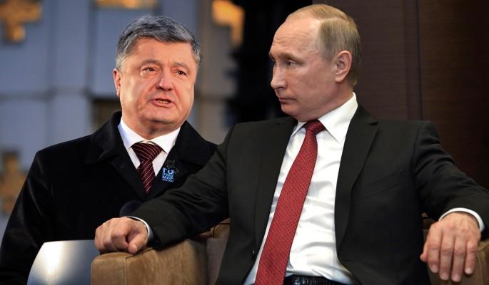 Порошенко предложил украинцам Путина вместо себя