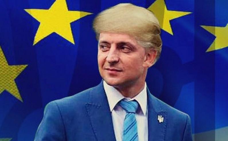 Западные дипломаты: «Зеленский большой жирный минус для Украины»