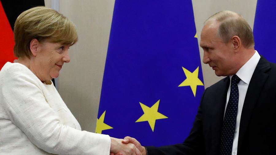 """Поправки к газовой директиве Евросоюза могут осложнить запуск """"Северного потока -2"""