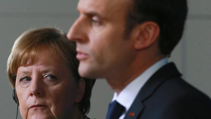 Как Франция пыталась захватить в заложники российский газопровод