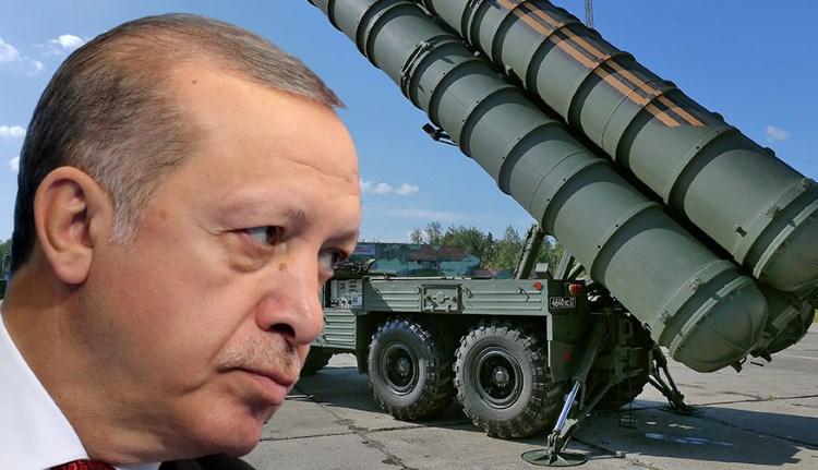 Угрозы США не сработали. Эрдоган не намерен отказываться от покупки С-400